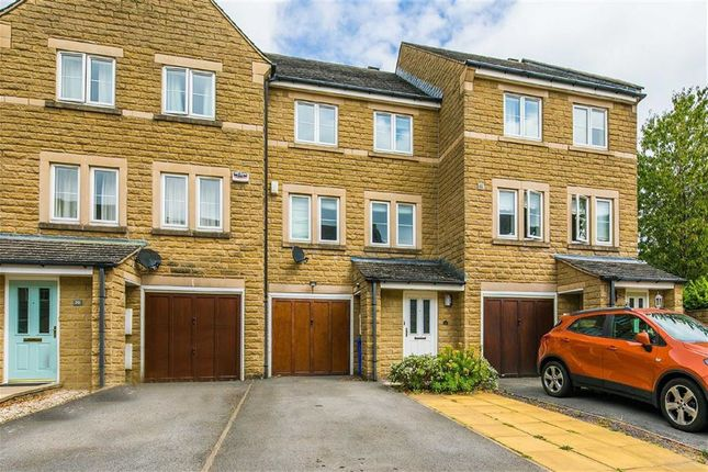 Thumbnail Town house for sale in 18, Holyrood Avenue, Lodge Moor