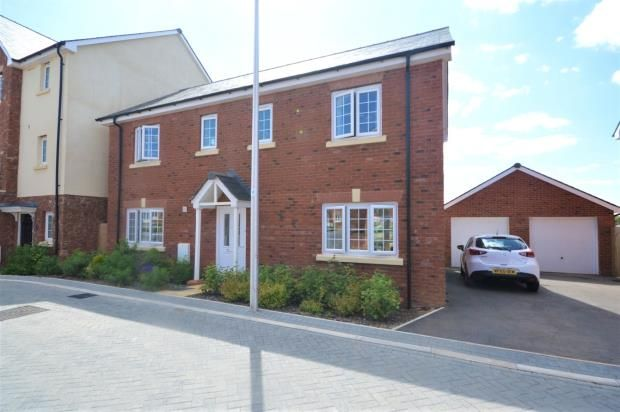 Thumbnail Detached house for sale in Blackthorn Lane, Rockbeare, Nr Exeter