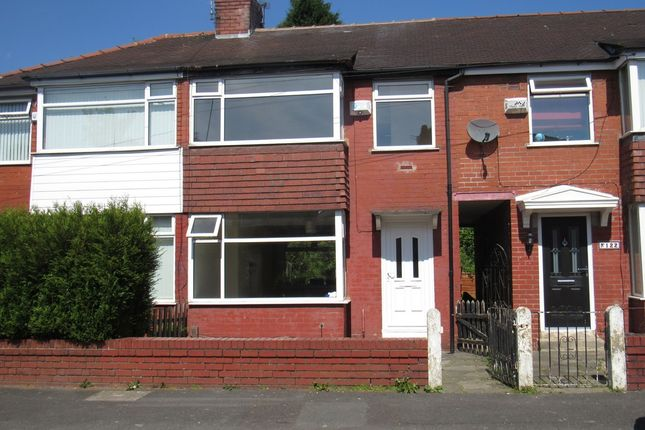 Thumbnail Terraced house to rent in Gloucester Road, Droylsden, Manchester