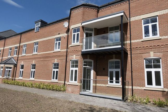 Thumbnail Flat to rent in Hugh Percy Court, Morpeth