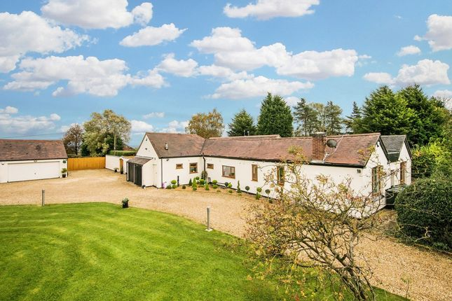Thumbnail Barn conversion for sale in Melton Road, Hickling Pastures, Melton Mowbray