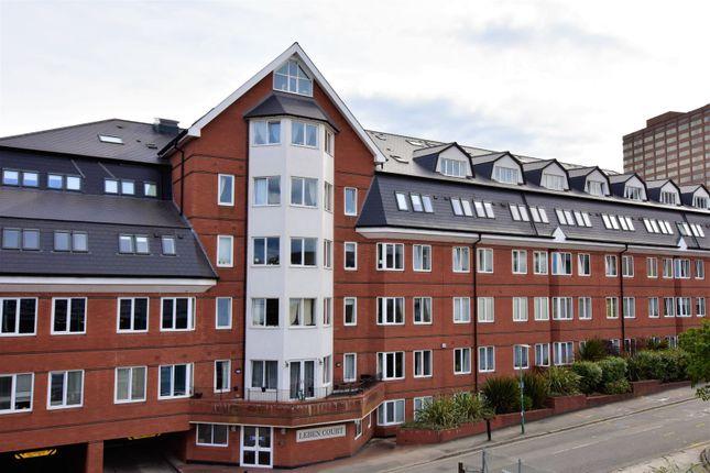 Thumbnail Flat for sale in Sutton Court Road, Sutton
