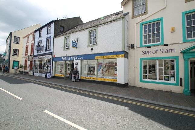 Thumbnail Maisonette for sale in 87A Main Street, Keswick, Cumbria
