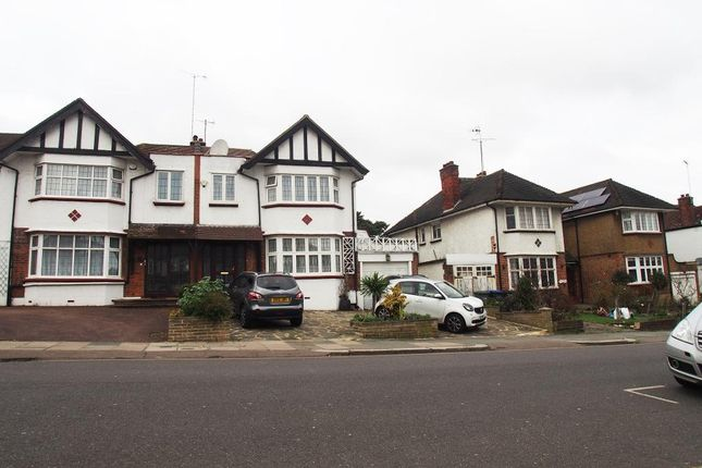Thumbnail Semi-detached house for sale in Brookdale, Whetstone, London