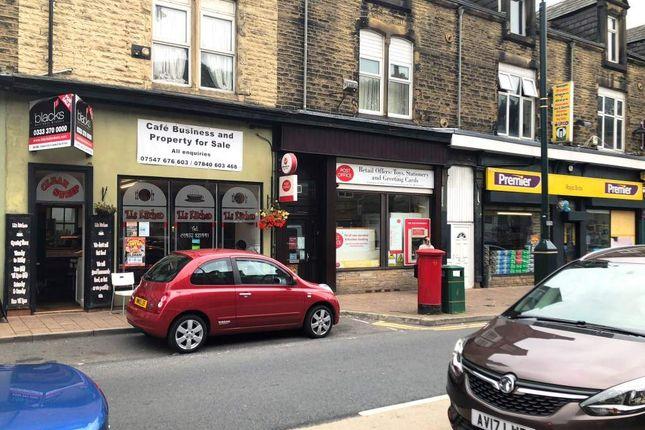 Thumbnail Restaurant/cafe for sale in Manchester Road, Mossley, Ashton-Under-Lyne
