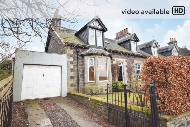 Thumbnail Semi-detached house for sale in Back Dykes, Abernethy, Perth