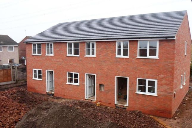 2 bed terraced house for sale in Mavor Drive, Bedworth