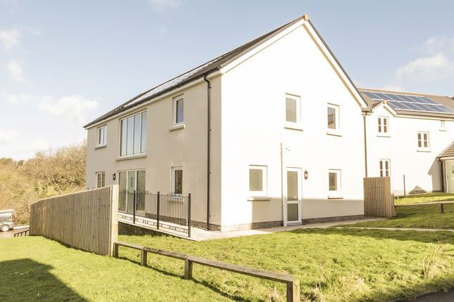 Thumbnail Detached house for sale in Plot 7, Green Meadows Park, Tenby