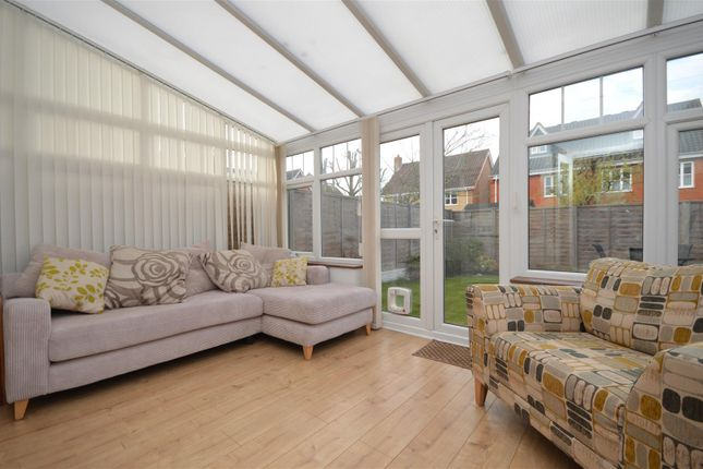 Thumbnail Semi-detached house for sale in Stirling Road, Old Catton, Norwich