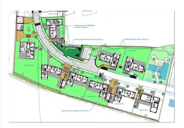 Thumbnail Land for sale in Newsham Hall Lane, Preston