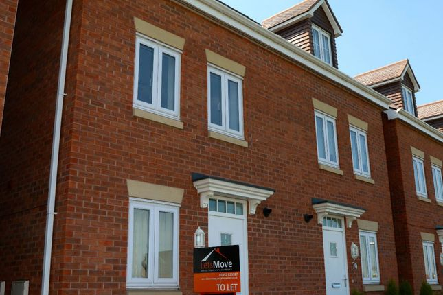 Thumbnail Semi-detached house to rent in Station Road, Donnington, Telford