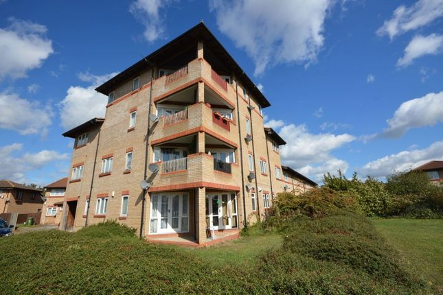 Thumbnail Flat for sale in Templar Drive, North Thamesmead, London