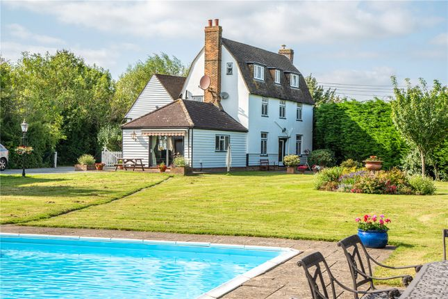 Thumbnail Property for sale in Manor Road, Lambourne End, Essex