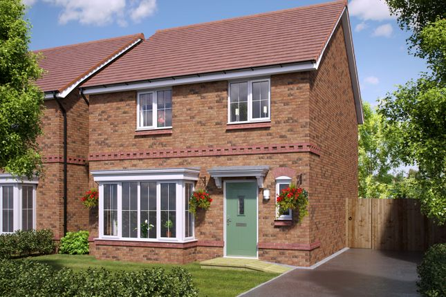 Thumbnail Detached house for sale in Cromwell Road, Ellesmere Port