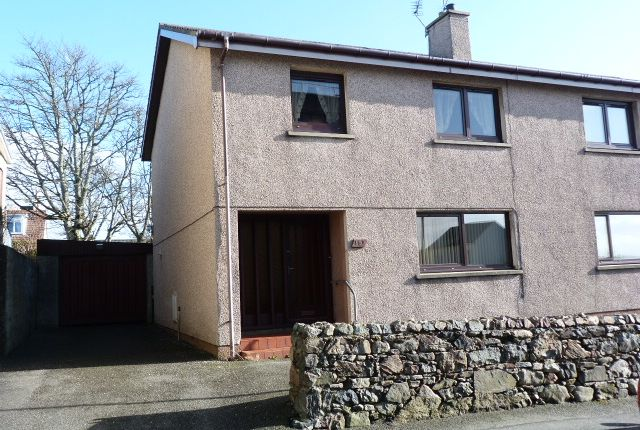 Thumbnail Semi-detached house for sale in Keith Street, Stornoway, Isle Of Lewis