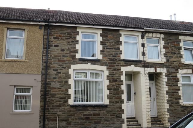 Thumbnail Terraced house for sale in Park Place, Gilfach, Bargoed
