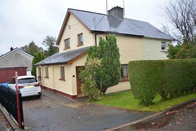 Thumbnail Semi-detached house for sale in St Julians Cottages, Omagh, County Tyrone