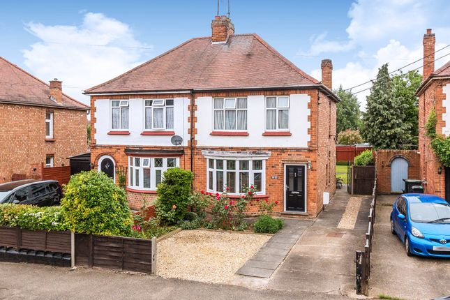 Thumbnail Semi-detached house for sale in Wharf Road, Higham Ferrers, Rushden