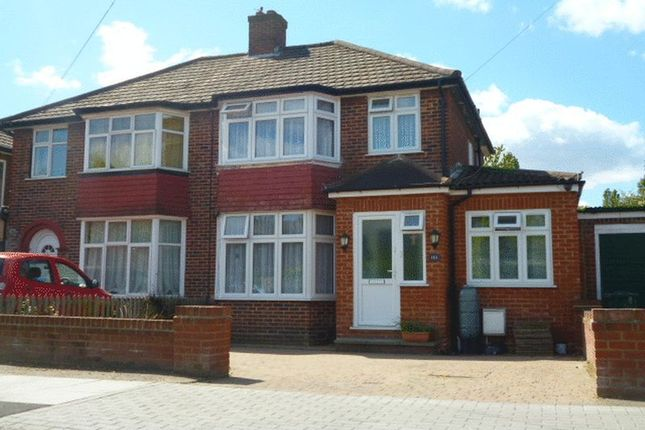 Thumbnail Semi-detached house for sale in Booth Road, London