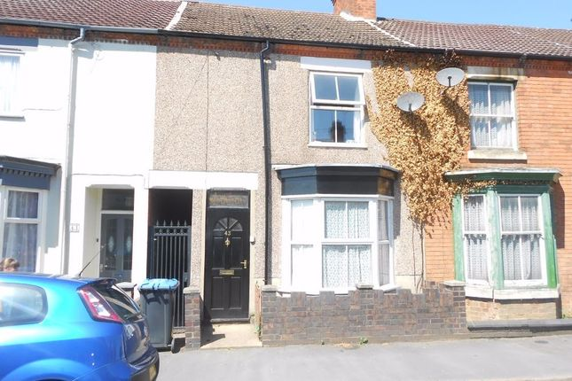 Thumbnail End terrace house to rent in Pinfold Street, New Bilton, Rugby, Warwickshire