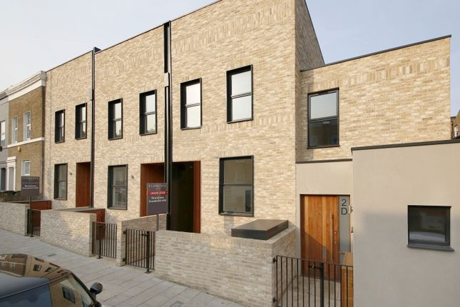 Thumbnail Terraced house for sale in Florence Road, London