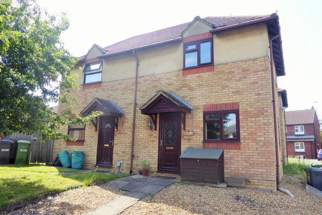 Terraced house for sale in Lime Tree Close, Yaxley, Peterborough
