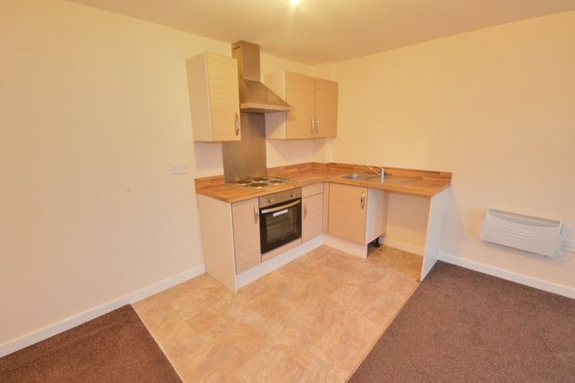 Thumbnail Flat to rent in James Court, Hemsworth