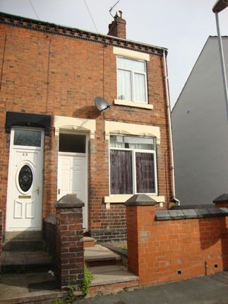 Thumbnail End terrace house to rent in Nash Peake Street, Tunstall, Stoke-On-Trent