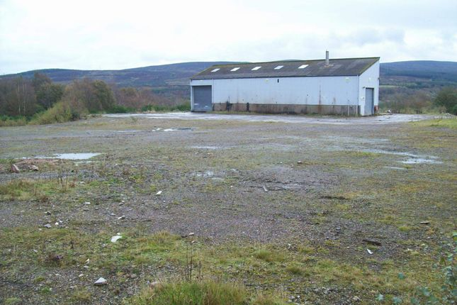 Light industrial to let in Site At Culloden Moor, Inverness