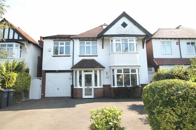 Thumbnail Detached house for sale in Kelmscott Road, Harborne, Birmingham