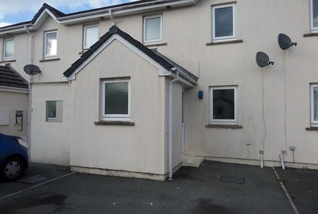 Thumbnail Terraced house to rent in 3 Bed Terraced House, 3 King William Court, Pembroke Dock