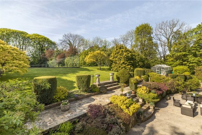 Rear Gardens of Bradford Road, Burley In Wharfedale, Ilkley, West Yorkshire LS29