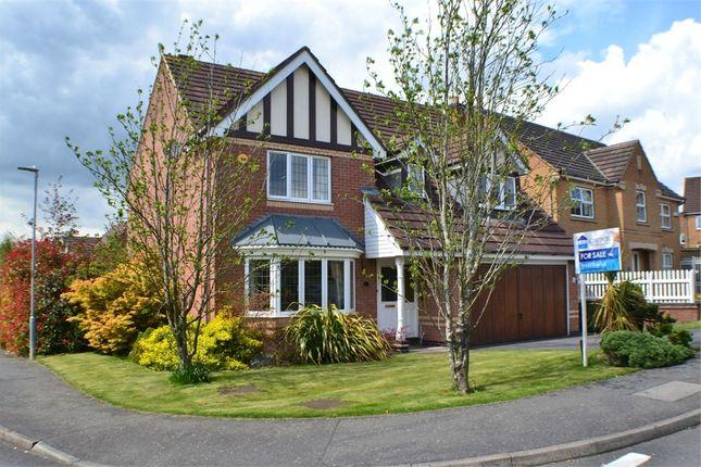 Thumbnail Detached house for sale in Kensington Road, Coalville