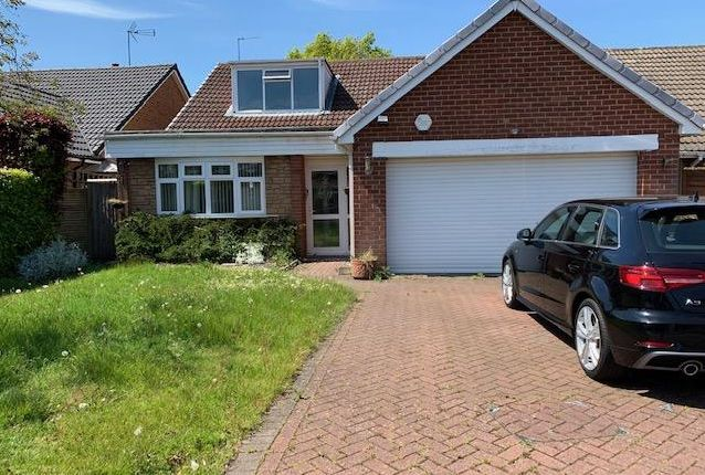 Thumbnail Detached bungalow to rent in Monastery Drive, Solihull, 3 Bedroom Detached Bungalow
