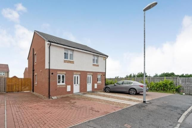 Thumbnail Semi-detached house for sale in Bowhill Road, Chapelhall, Airdrie, North Lanarkshire