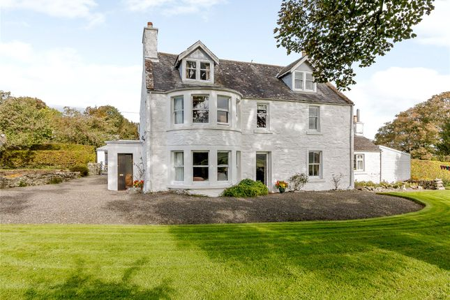Thumbnail Detached house for sale in Kelton, Castle Douglas, Kirkcudbrightshire