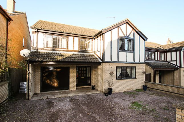 Thumbnail Detached house for sale in Queensberry Road, Newmarket