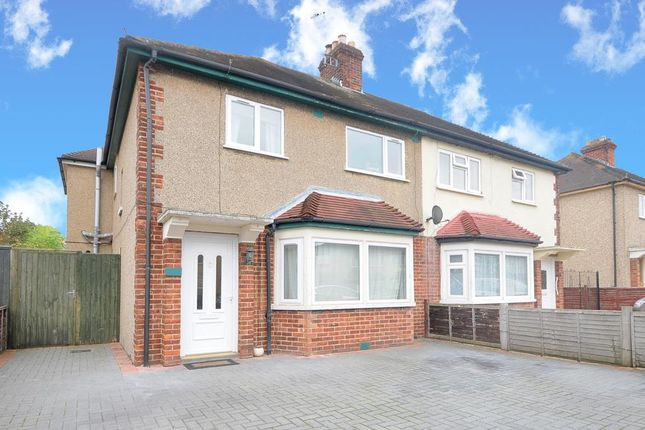 Semi-detached house for sale in Cranmer Road, Oxford