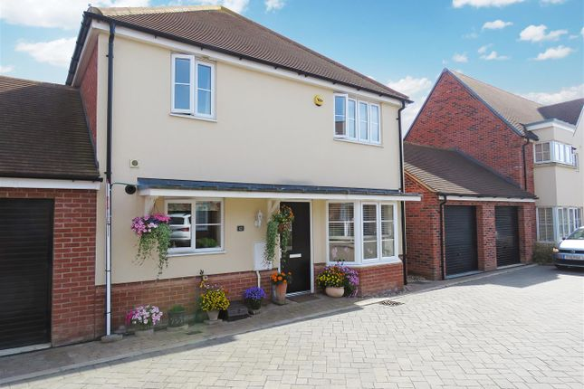 Thumbnail Detached house for sale in Harvest Drive, St. Neots
