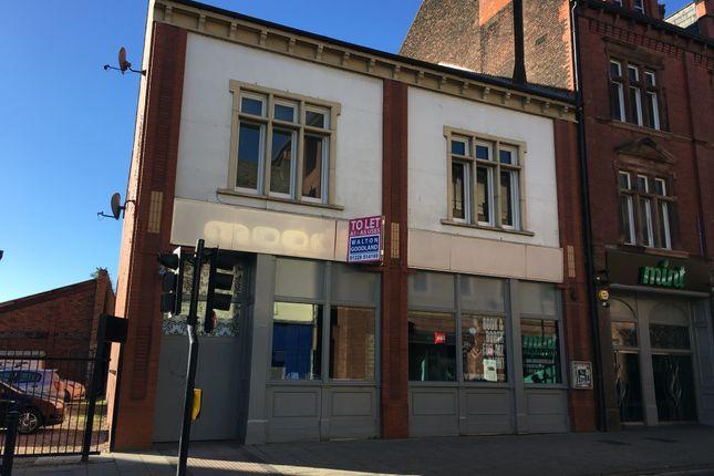 Thumbnail Leisure/hospitality to let in 70A Botchergate, Carlisle