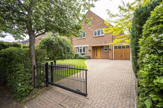 3 bed detached house for sale in Stone Hill, Two Mile Ash, Milton Keynes MK8