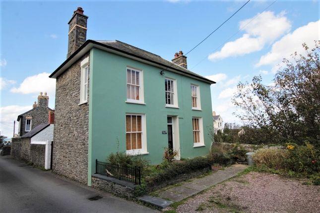 Thumbnail Detached house for sale in Aberarth, Aberaeron
