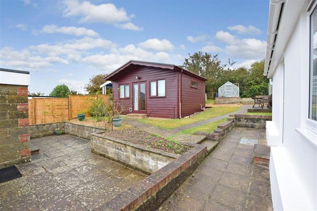 Thumbnail Detached bungalow for sale in Monks Lane, Freshwater, Isle Of Wight