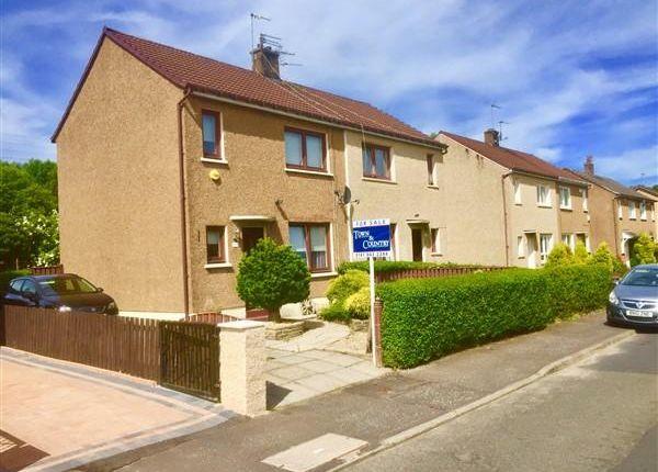 Thumbnail Semi-detached house for sale in Moraine Avenue, Blairdardie, Glasgow
