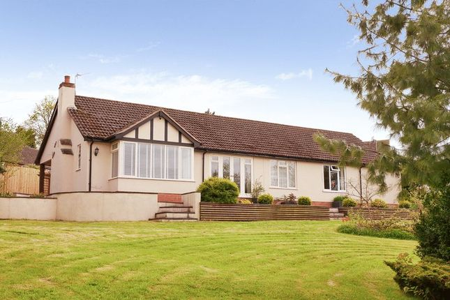 Thumbnail Detached bungalow for sale in Cobwell Road, Broseley Wood, Broseley