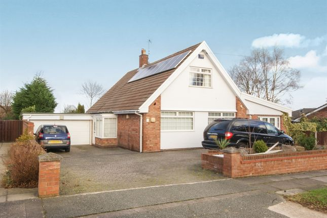 Thumbnail Detached bungalow for sale in Heath Close, Liverpool