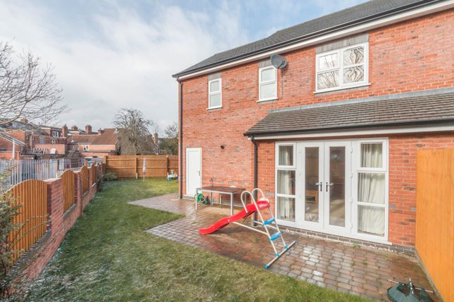 Thumbnail Semi-detached house for sale in The Loxleys, Hall Green, Birmingham