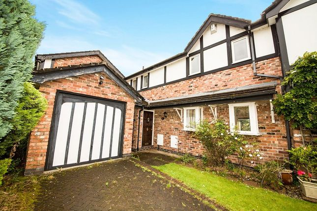 Thumbnail Property to rent in Dene Park, Manchester