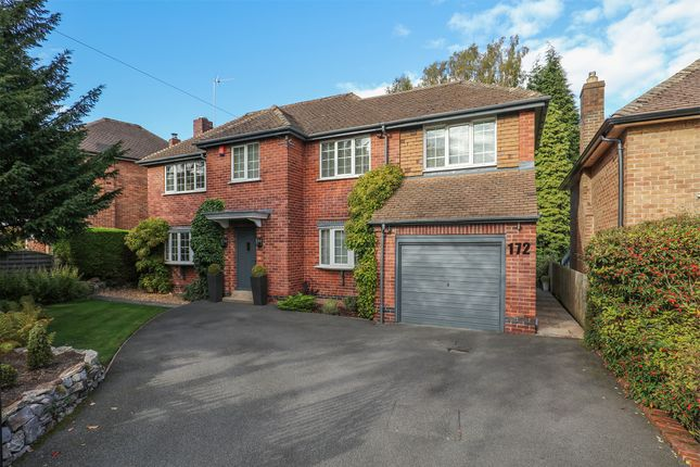 Thumbnail Detached house for sale in Dobcroft Road, Sheffield