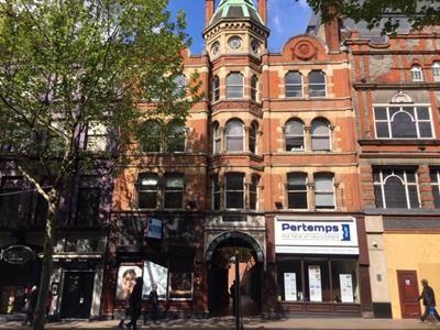 Thumbnail Office to let in Floor, Howard House, High Street, Croydon